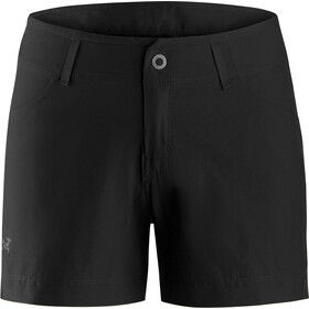 "Arc'teryx Creston Shorts 4.5"" Women black"